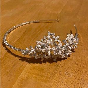 David's Bridal Hair Piece/Headband
